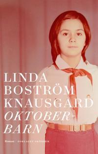 Bilde av bokomslaget til 'Oktoberbarn'