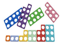 Numicon Talblock 1-10 1-pack
