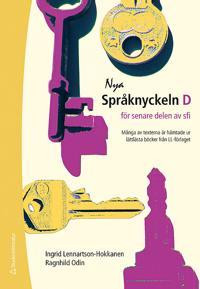 Nya Språknyckeln D – Elevpaket – Digitalt + Tryckt – för senare delen av SFI