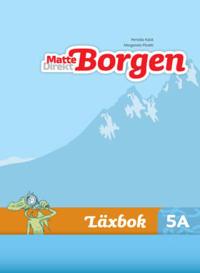 Matte Direkt Borgen Läxbok 5A Ny upplaga