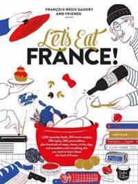 Bilde av Let's Eat France!