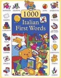 Bilde av 1000 First Words In Italian