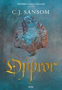 Bilde av bokomslaget til 'Opprør'