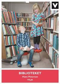 Biblioteket (Ljudbok/CD + bok)