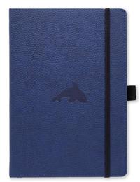 Dingbats* Wildlife A5+ Blue Whale Notebook – Plain