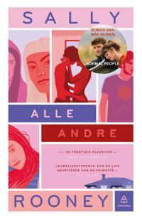 Bilde av bokomslaget til 'Alle andre'