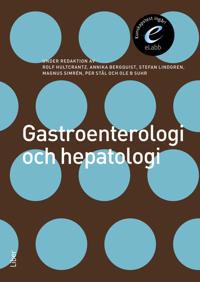 Gastroenterologi och hepatologi, bok med eLabb
