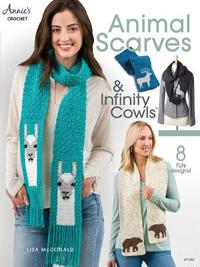 Bilde av Animal Scarves & Infinity Cowls