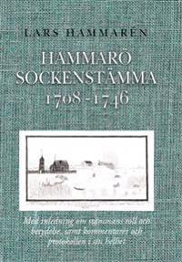 Hammarö sockenstämma 1708-1746