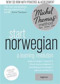 Start Norwegian (Learn Norwegian with the Michel Thomas Method)