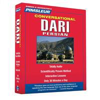 Pimsleur Dari Persian Conversational Course – Level 1 Lessons 1-16 CD: Learn to Speak and Understand Dari Persian with Pimsleur Language Programs