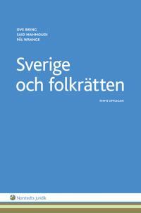 Sverige och folkrätten