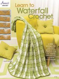 Bilde av Learn To Waterfall Crochet