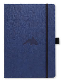 Dingbats* Wildlife A5+ Blue Whale Notebook – Lined