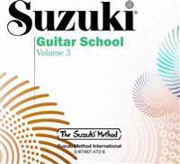 Suzuki Guitar School, Vol 3