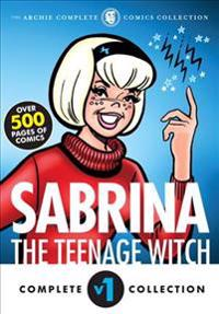 Bilde av The Complete Sabrina The Teenage Witch