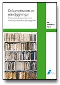 SEK Handbok 419 – Dokumentation av elanläggningar – Strukturering, dokumentation och märkning av elutrustningar i byggnader