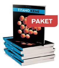 Gleerups TitaNO Kemi 2:a uppl Paketerbj 10 ex