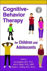 Bilde av Cognitive-behavior Therapy For Children And Adolescents