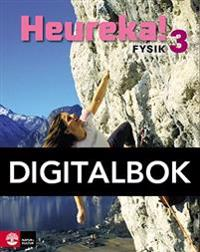 Heureka Fysik 3 Lärobok Digital
