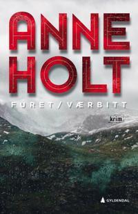 Bilde av bokomslaget til 'Furet/værbitt; Selma Falcks andre store sak'