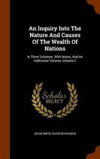 Bilde av An Inquiry Into The Nature And Causes Of The Wealth Of Nations
