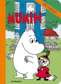 Mumin – Vykortsbok : 20 vykort