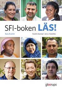 SFI-boken LÄS! Kurs A och B inkl CD