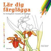 Lär dig färglägga : en övningsbok i konsten att färglägga