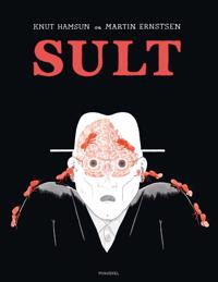 Bilde av bokomslaget til 'Sult'
