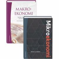 Mikroekonomi och makroekonomi (paket) – – paket för grundkursen i nationalekonomi I