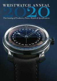 Bilde av Wristwatch Annual 2020: The Catalog Of Producers, Prices, Models And Specifications