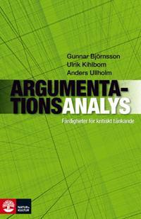 Argumentationsanalys : färdigheter för kritiskt tänkande