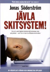 Jävla skitsystem! : hur en usel digital arbetsmiljö stressar oss på jobbet –