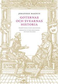 Johannes Magnus – Goternas och svearnas historia