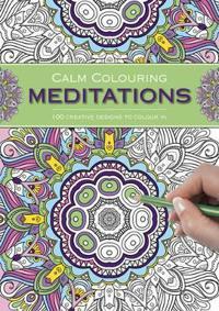 Bilde av Calm Colouring: Meditations