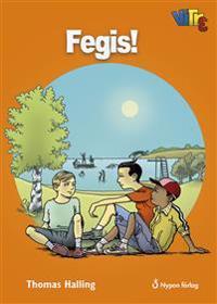 Fegis! (CD + bok)