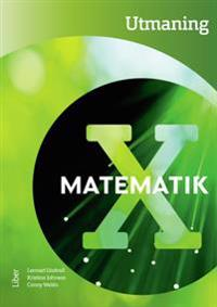 Matematik X Utmaning