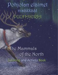 Bilde av Pohjolan Eläimet, Nisäkkäät - The Mammals Of The North