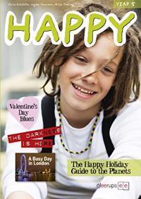 Happy Textbook Year 5
