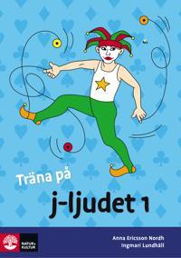 Träna på svenska J-ljudet 1 (5-pack)