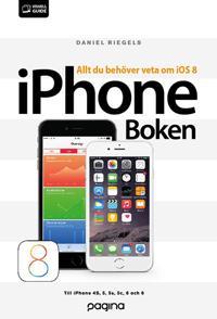 iPhoneboken – allt du behöver veta om din iPhone iOS 8