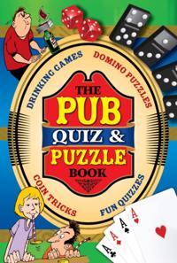 Bilde av Pub Quiz & Puzzle Book