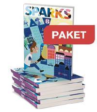 Gleerups Sparks 8 Textbook 25 ex +Workbook 25 ex+ Lärarwebb
