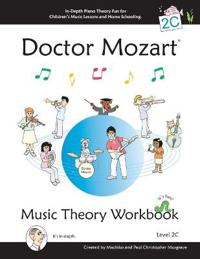 Bilde av Doctor Mozart Music Theory Workbook Level 2c