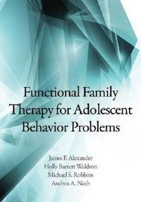 Bilde av Functional Family Therapy For Adolescent Behavior Problems