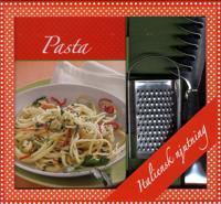 Pasta box – bok parmesan rivjärn & spagettitång