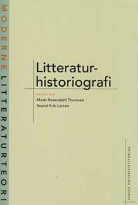 Bilde av Litteraturhistoriografi