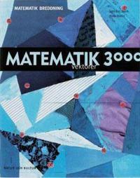 Matematik 3000 Breddning Vektorer