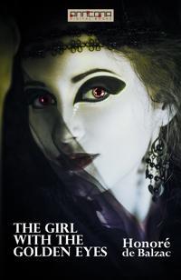 Bilde av The Girl With The Golden Eyes